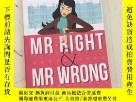 二手書博民逛書店Mr罕見Right && Mr WrongY23470 GRIG
