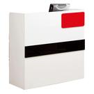 【森可家居】海南島3.3尺白色多功能桌 11JF331-1 櫃台 櫃檯 接待 收銀台 講台 講桌