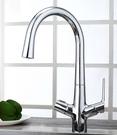 【麗室衛浴】美國 KOHLER Carafe 2.0 廚房龍頭 下方可接濾水器 K-76372T-4-CP