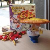 平衡披薩游戲兒童過家家多人親子互動 訓練手眼協調教具 益智玩具  初語生活