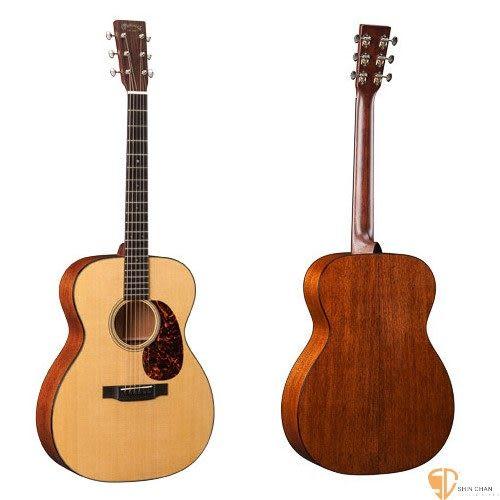 【馬丁全單板民謠吉他】【Martin 吉他 ► Martin 000-18】 【美製/木吉他/OM桶/00018】【原廠硬盒】