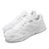 Puma 休閒鞋 X-Ray Millenium 白 全白 男女鞋 小白鞋 復古 運動鞋 【ACS】 375999-02