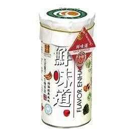 綠色生活 能量廚房 天然味素 海藻蔬果風味120g   6罐