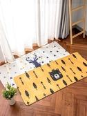 防滑墊 卡通進門地墊門墊地毯臥室門口地墊衛生間浴室防滑墊家用吸水腳墊