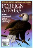 FOREIGN AFFAIRS 7-8月號/2019