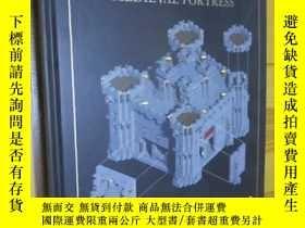 二手書博民逛書店Minecraft:罕見Exploded Builds: Medieval Fortress (大16開,精裝)奇