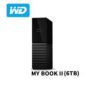 WD MY BOOK II 6TB 3.5吋 USB3.0 外接硬碟 (WDBBGB0060HBK-SESN)