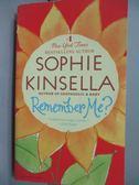 【書寶二手書T5/原文小說_LIX】Remember me?_Kinsella
