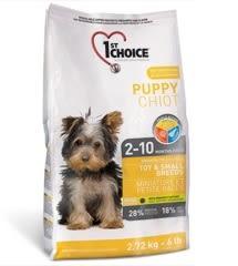 *Ego Pet*瑪丁1st Choice《小型幼犬》雞肉配方1.5kg - 幼犬2個月至10個月 - 第一優鮮