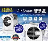 【美國 Lasko】AirSmart 智多星 小鋼砲渦輪噴射 循環風扇 U11300