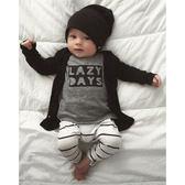 慵懶日子 嬰兒長袖套裝 秋冬寶寶童裝 SK210 好娃娃