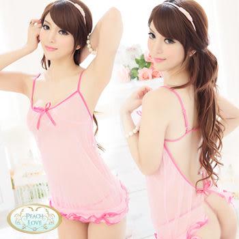 睡衣特價~粉紅俏佳人睡衣~