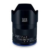 【震博】Loxia 21mm F2.8蔡司手動對焦鏡頭(分期0利率;正成 公司貨) 3 年保固
