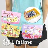 ﹝Kitty手機包5.7吋﹞正版觸控手機包 手提包 側背包 附鍊子 凱蒂貓〖LifeTime一生流行館〗A03099