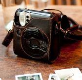 富士拍立得一次成像mini 50s 專用皮套  皮包 透明殼 相機包 3c優購
