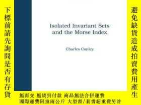 二手書博民逛書店Isolated罕見Invariant Sets And The Morse Index-孤立不變集與Morse指