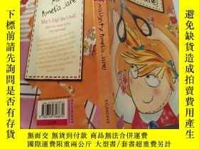 二手書博民逛書店Naughty罕見Amelia Jane 淘氣的阿米莉亞· 簡Y200392