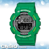 CASIO手錶專賣店 卡西歐 G-SHOCK GD-120TS-1D 2D 3D 電子錶 大錶徑 三眼數位 碼錶 膠質錶帶