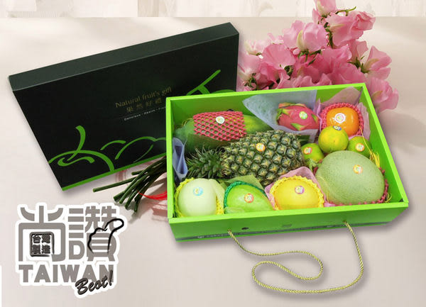【台灣尚讚愛購購】台灣聯合果禮盒2組(含運)