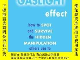 二手書博民逛書店The罕見Gaslight EffectY255562 Robin Stern Fusion Press 出