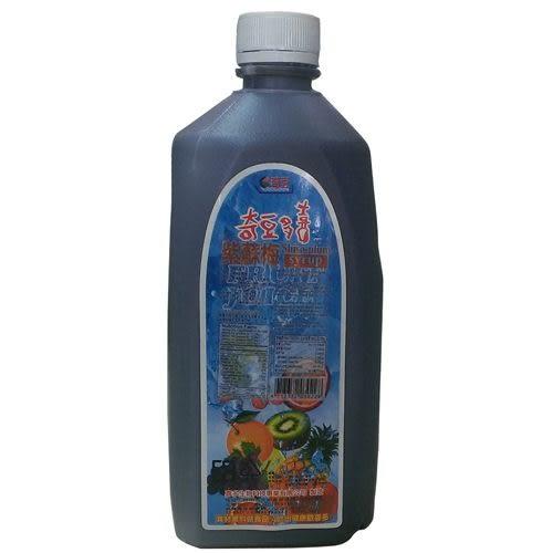 【奇豆喜多】紫蘇梅濃縮果汁(2.4kg)