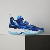 Nike Jordan Why Not Zero.4 PF 男 藍 運動 包覆 緩震 DM1290-401