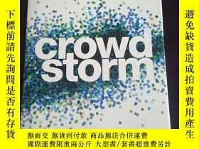 二手書博民逛書店CROWD罕見STORM(THE FUTURE OF INNOV