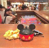 (現貨&樂園實拍)  東京迪士尼 米奇 迷你爆米花桶造型 鑰匙圈吊飾