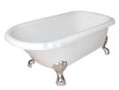 【麗室衛浴】國產 古典貴妃缸 D系列  152*72*58CM  超值優惠回饋  含安裝~