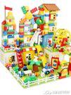 兒童大顆粒積木拼裝寶寶玩具4益智3-6女...