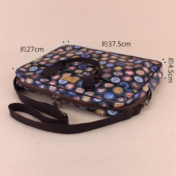 電腦包 包包 防水包 雨朵小舖 M244-001 我的15吋電腦包-粉星星棕熊03326 funbaobao