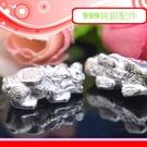 銀鏡DIY S999純銀材料配件/3D硬...