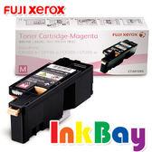 原廠碳粉匣 FUJI XEROX 紅色 CT201593 (1.4K)/ CP205㊣【適用】  CM205b/CM205f/CM215b/CM215fw/CP105b/CP205/CP215w