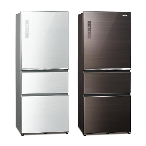 國際 Panasonic 500公升無邊框玻璃冰箱 NR-C501XGS