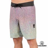 VOLCOM MOD-TECH 衝浪褲-多色潑墨印花