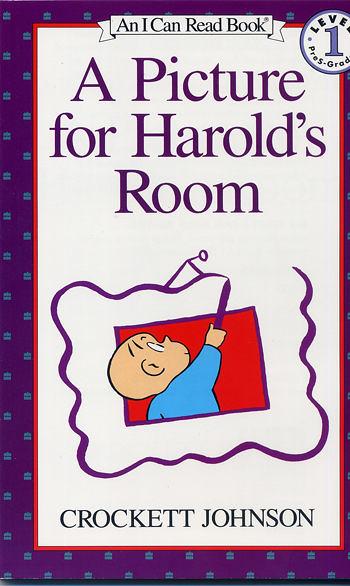【麥克書店】A PICTURE FOR HAROLD'S ROOM  /英文讀本附CD