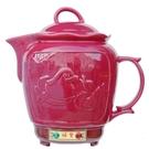 【南紡購物中心】【婦寶】3.8L水鳥陶瓷煎藥壺