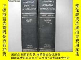 二手書博民逛書店Campbell s罕見Operative Orthopaed