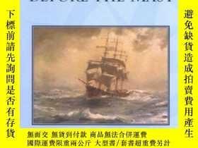 二手書博民逛書店Two罕見Years Before the Mast (Signet Classics)-桅桿前兩年(圖章經典)奇