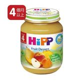 Hipp 喜寶-有 機綜合水果泥 125gx 6罐 383元