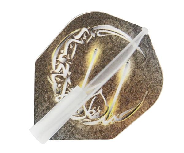 【EDGE SPORTS x CrossDesign x S4】Master Flight Ornament 鏢翼 DARTS