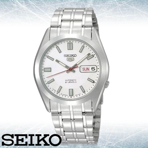 CASIO手錶專賣店   SEIKO精工  SNKE79J1 機械男錶 不鏽鋼錶帶 強化玻璃 100米防水