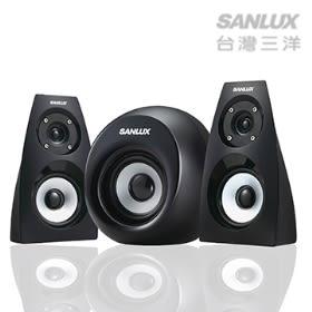SANLUX台灣三洋2.1聲道AC重低音喇叭 SYSP-313