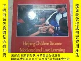 二手書博民逛書店EAGER罕見TO LEARN Helping Children