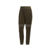 adidas 長褲 PT Velour Pants 綠 墨綠 女款 絲絨材質 運動休閒 【PUMP306】 FR5972