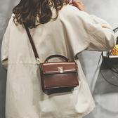 斜挎包高級感包包女包新款手提斜挎包時尚小包洋氣質感小黑包