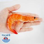 微光日燿 台灣原味熟白蝦 1kg/盒 (約54~60尾)