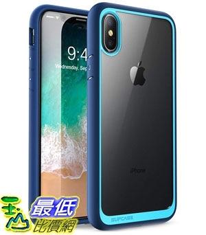 手機保護殼 iPhone XS Max Case, SUPCASE [Unicorn Beetle Style] Premium Hybrid Protective Clear