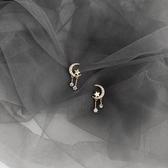 簡約小巧耳釘女超仙耳環