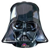 63*63cm鋁箔氣球(不含氣)-黑武士